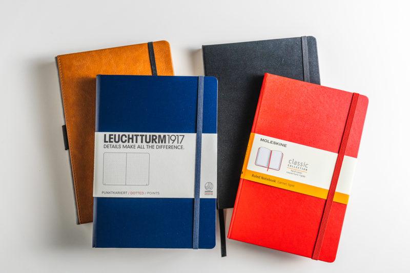Die besten Notizbücher
