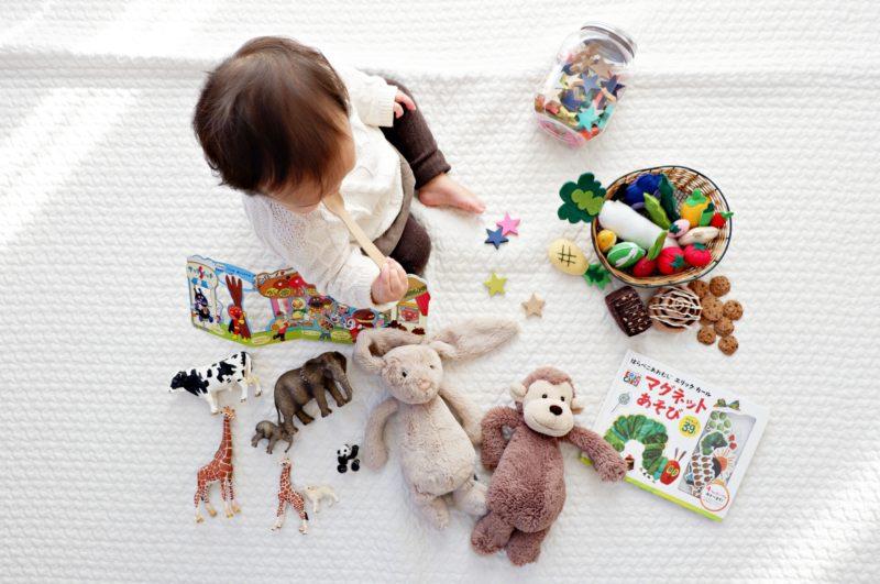 Geschenke für Zweijährige