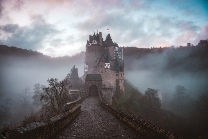 Burg Eltz in Deutschland