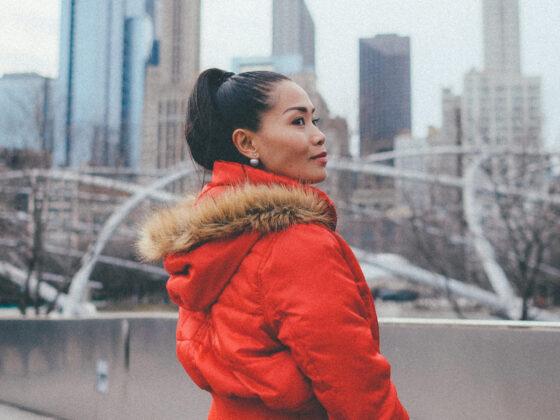 Winter Jacke für Damen